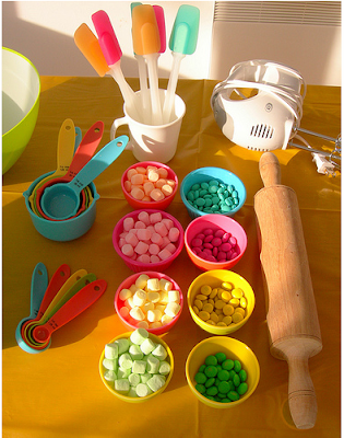 Birthday Party Ideas. image from here. Kids love two things: food and