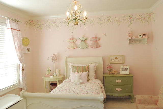 girls room decorating ideas