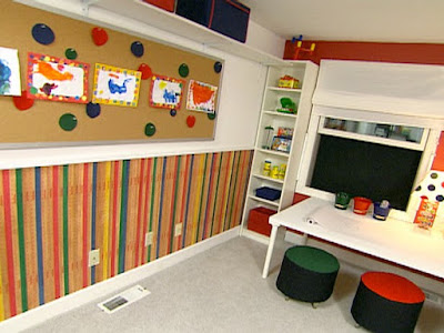 february bulletin board ideas. Clever Playroom Ideas For Kids