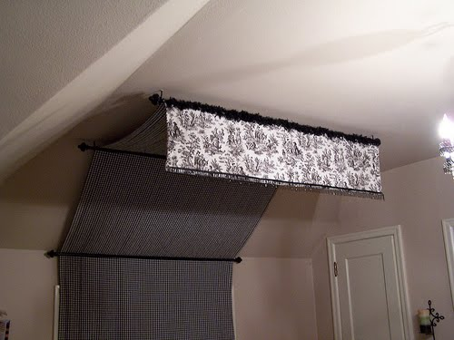 Diy ideas for bed crowns and canopies design dazzle for Build your own canopy bed