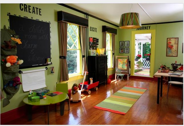 home sweet home  playrooms  creative ideas