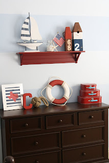 Diary LifeStyles: Nautical Boys Room