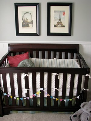 Paint  Baby Room on Baby Nursery Silver Sage Paint Color   Design Dazzle Baby Nursery