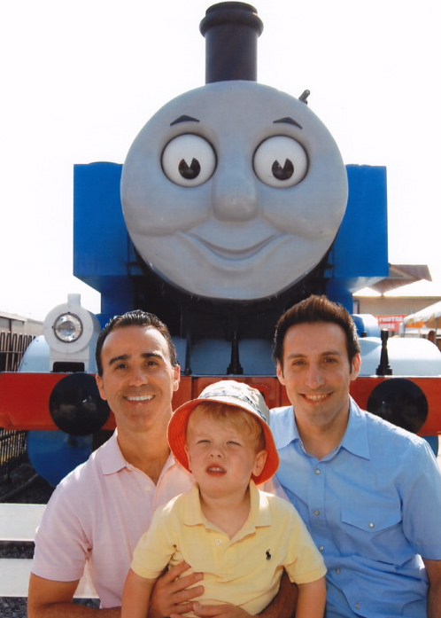 Alton boys fathers day with thomas if youre not in the know or dont have a 3 year old boy day out with thomas is a traveling celebration tour who wrote that where the kids get to m4hsunfo