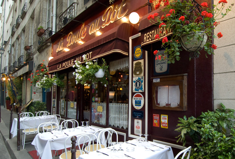Restaurants in paris for Paris restaurant