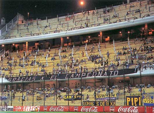 Mejores Estadios de Argentina