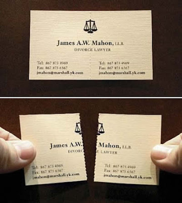10 Most Creative Business Cards