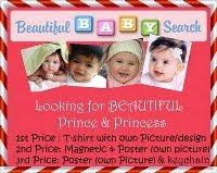 BEAUTIFUL BABY SEARCH CONTEST
