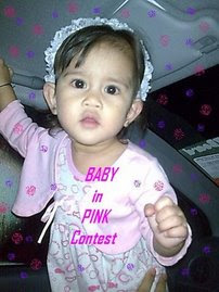 Baby in Pink Contest