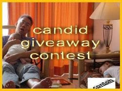 Candid Giveaway Contest