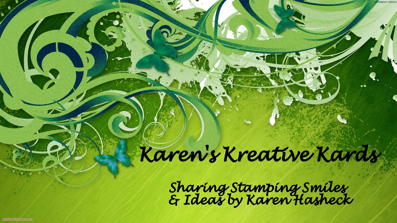 Karen&#39;s Kreative Kards