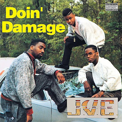 JVC Force - Doin' Damage (1988)