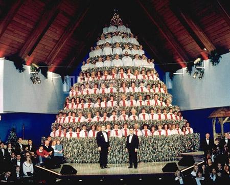 pohon natal terbagus di dunia