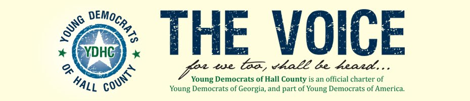 Young Democrats of Hall County, GA