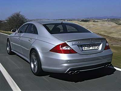 Mercedes Benz CLS 63AMG