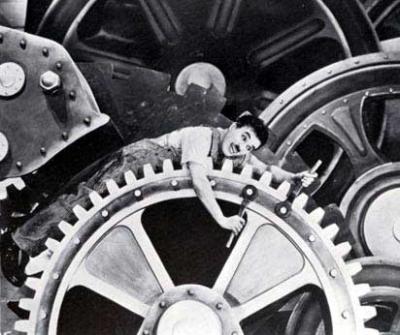 Tiempos Modernos (1936) 1