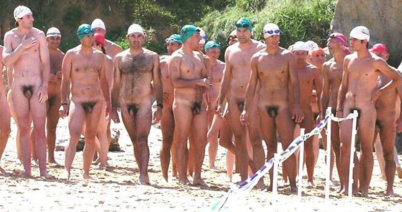 Groups Of Young Naked Men