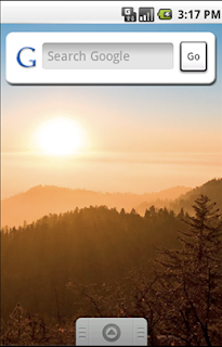 android-google-os-with-google-map-screenshot