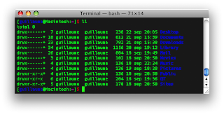 Coloriser-terminal-shell-mac-os-x