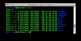 Coloriser-terminal-shell-mac-os-x
