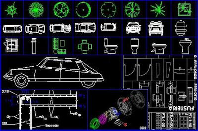 Dibujo de proyectos ejecutivos en la industria agosto 2011 for Bloques de piscinas autocad
