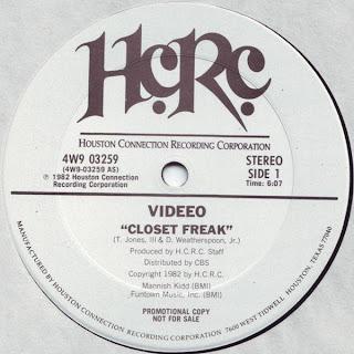 Videeo - Closet Freak 12 Inch