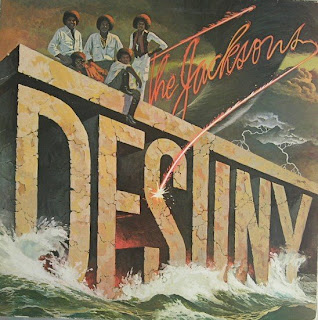 The Jacksons - Destiny (Lp) # 24