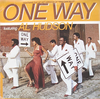 One Way Featuring Al Hudson - Untitled (Lp) # 26