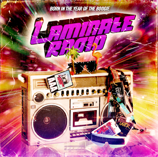 LAMINATE RADIO - BORN IN THE YEAR OF THE BOOGIE Mixtape