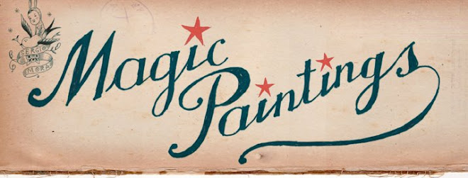 MAGIC PAINTINGS