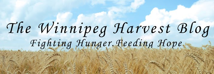 Winnipeg Harvest Blog