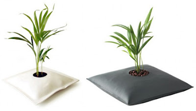 Creative Plant Pot Pillow