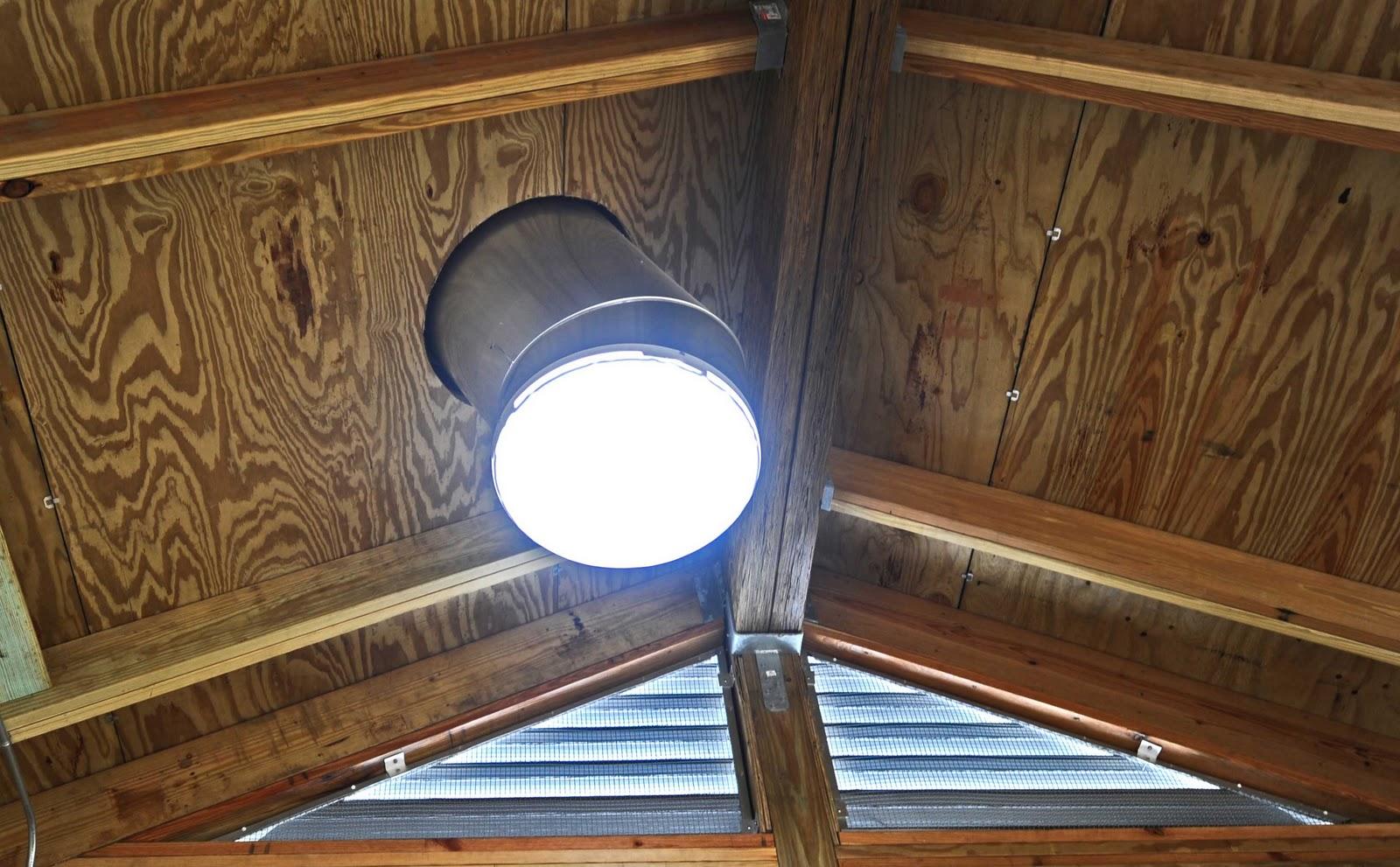 Domokur Camp Design Sun Tubes Solar Pipes And Skylights