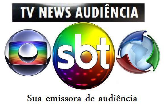 Tv News Audiência | Audiência da TV