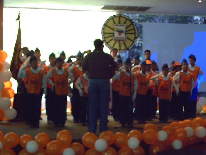 "Coro de Patrulleros de la U.E.E. Laura Pacheco Monserratt """