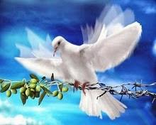 Selinho 'Paz no mundo'
