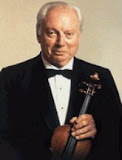 Isaac Stern- Jewish violin virtuoso
