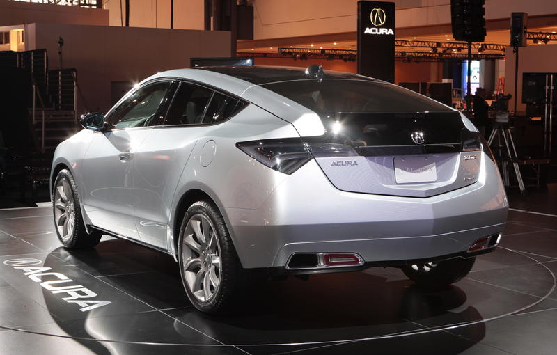 upcoming cars 2010 acura zdx specifications and prices. Black Bedroom Furniture Sets. Home Design Ideas