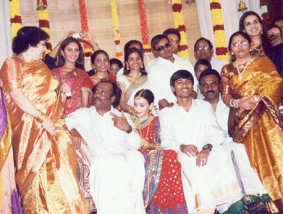 Rajni%27s+Daughter+Wedding+Photo 9 Rajinikanth daughter marriage photos sitenews
