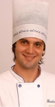Chef Felipe Tomasi