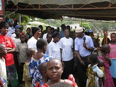 Mahina Residents Singing About Yogurt