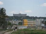 View of Bugando Hospital