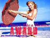 My 2nd Blog Award!!