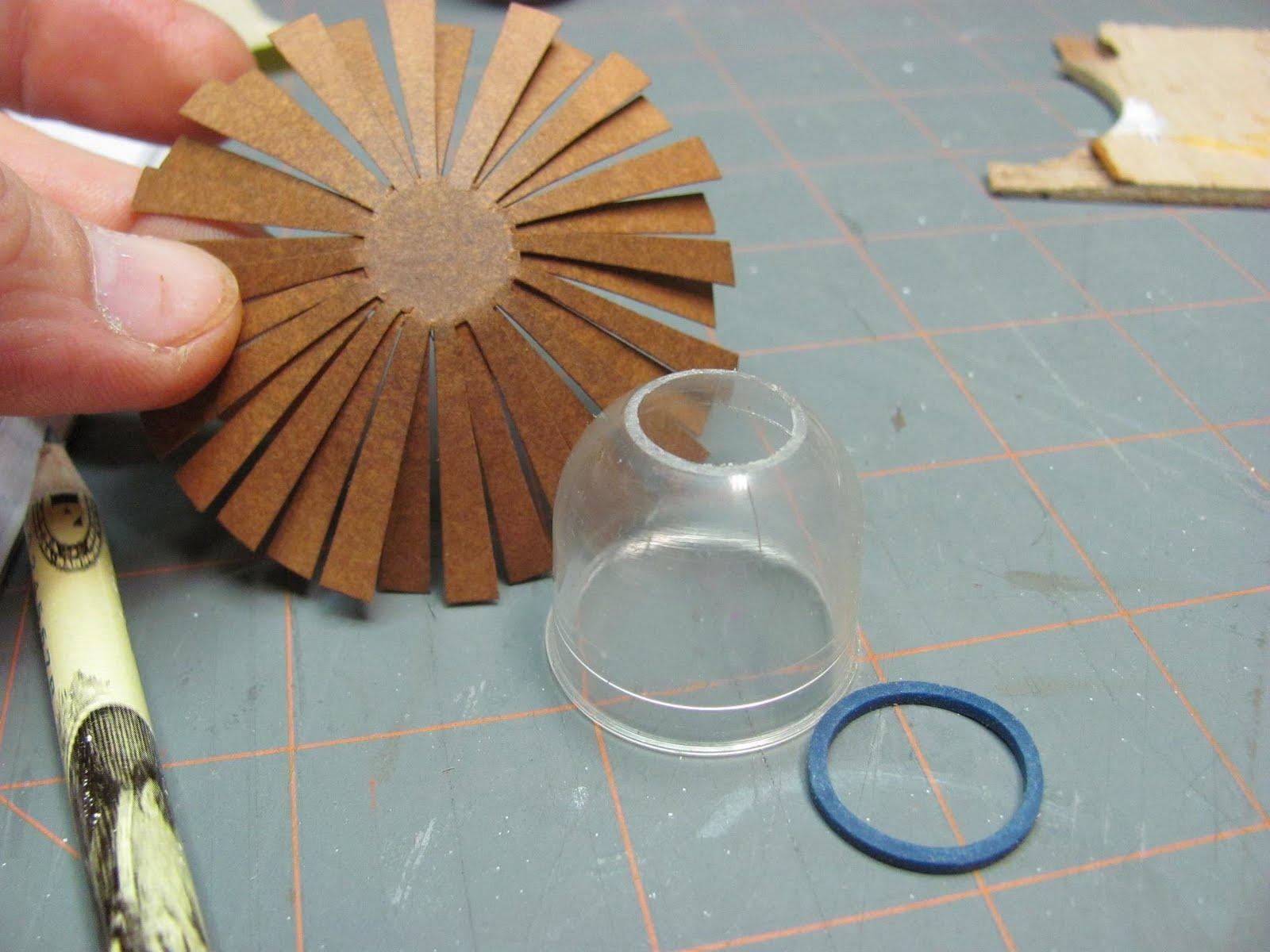 Как сделать миниатюрную корзиночку за 30 минут: публикации и 5
