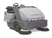 Exterra Sweeper in action video