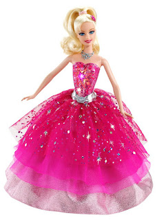 Barbie Fashion Fairytale Coloring Pages Games