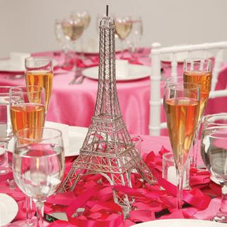 Paris themed wedding decorations image collections wedding paris themed wedding centerpieces wedding ideas i do inspiration table top destination paris interesting paris wedding junglespirit Gallery