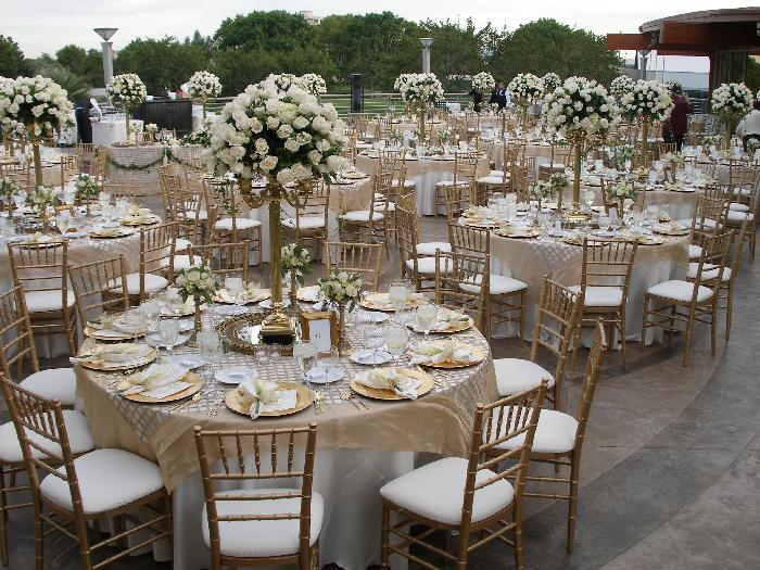 Wedding Table Settings Ideas