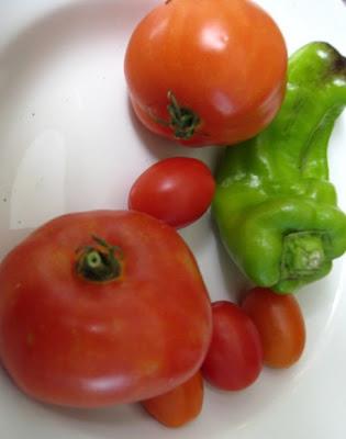 Annieinaustin, Carmello tomato
