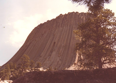 Annieinaustin, Devil's Tower 1980's